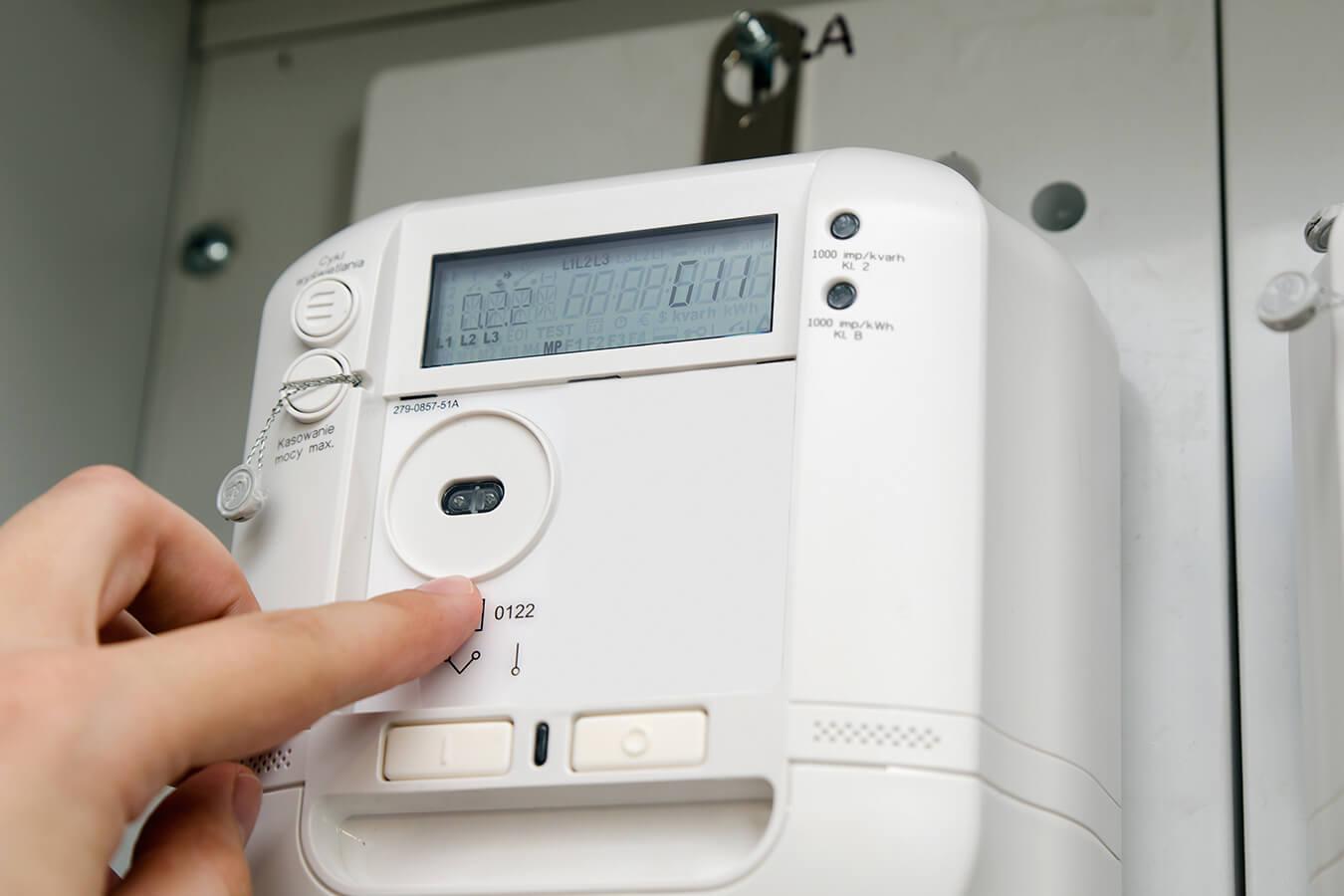slimme energiemeter