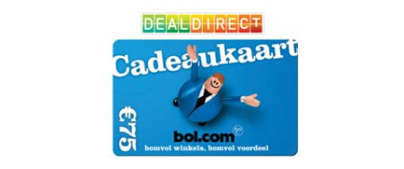 dealdirect-bol-cadeaukaart