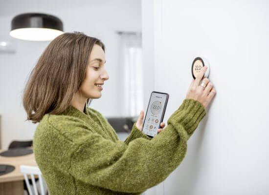 Huis verwarmen zonder gas